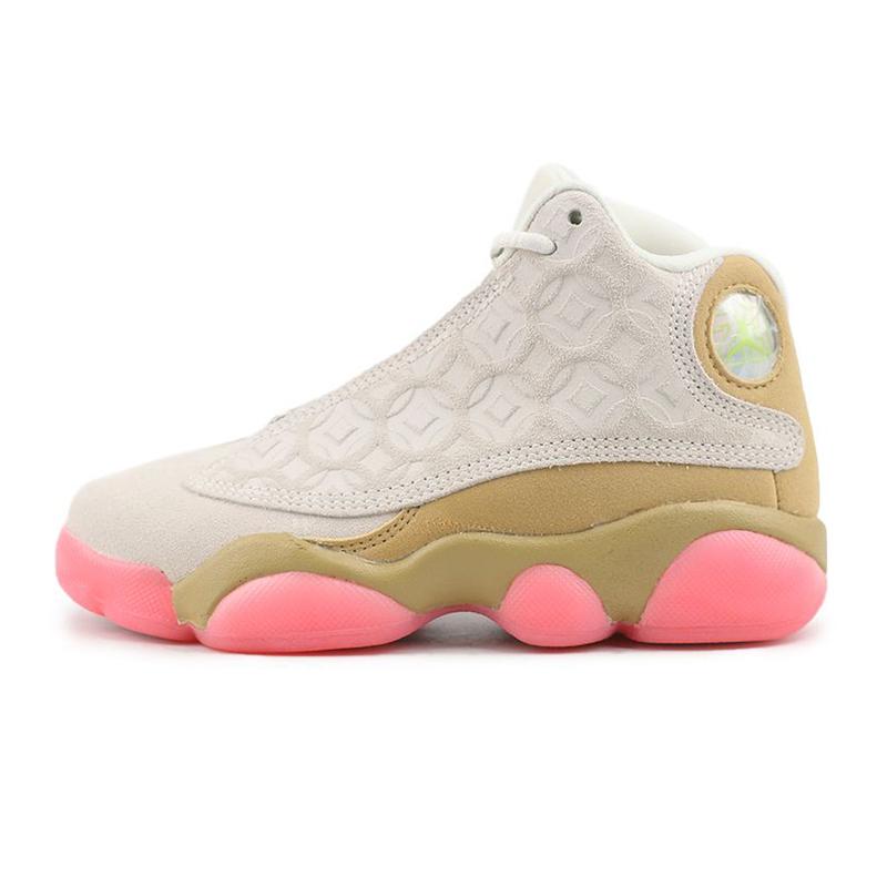 耐克NIKE  JORDAN 13 RETRO CNY (PS) 儿童 运动篮球鞋 CW4682-100