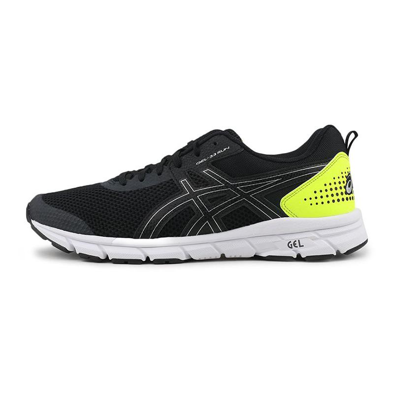 亚瑟士ASICS 男鞋 2020秋冬新款缓震网面透气运动跑步鞋 1011A638-001