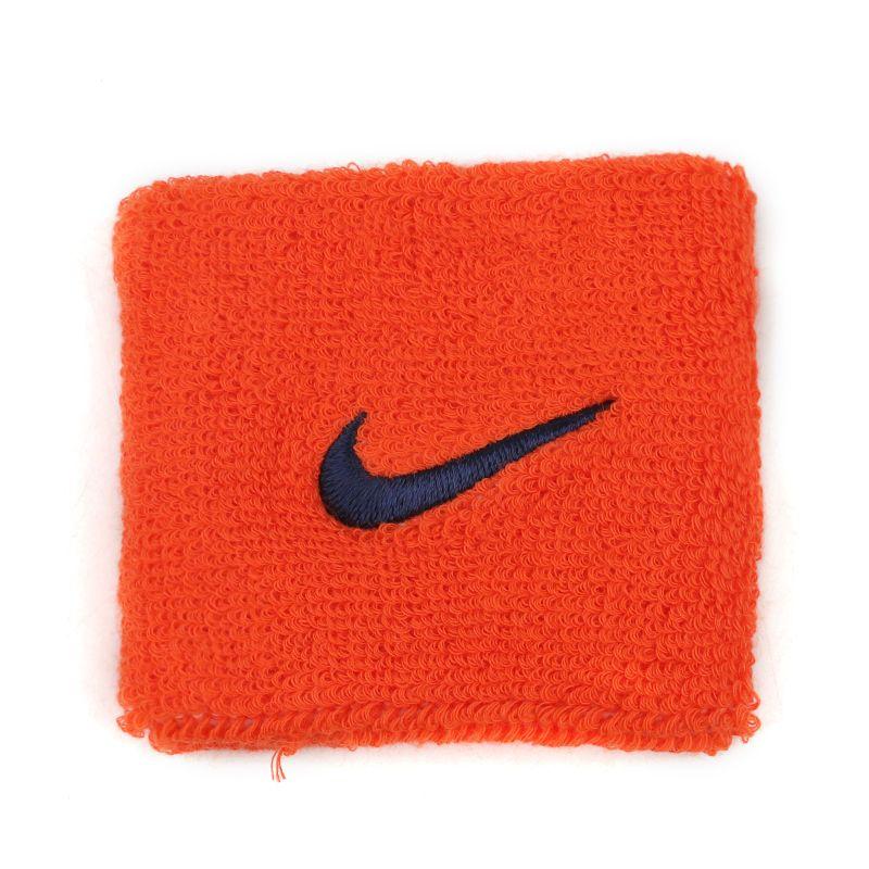耐克NIKE 男女 运动手腕带薄款羽毛球吸汗扭伤健身护具 PAC277-804