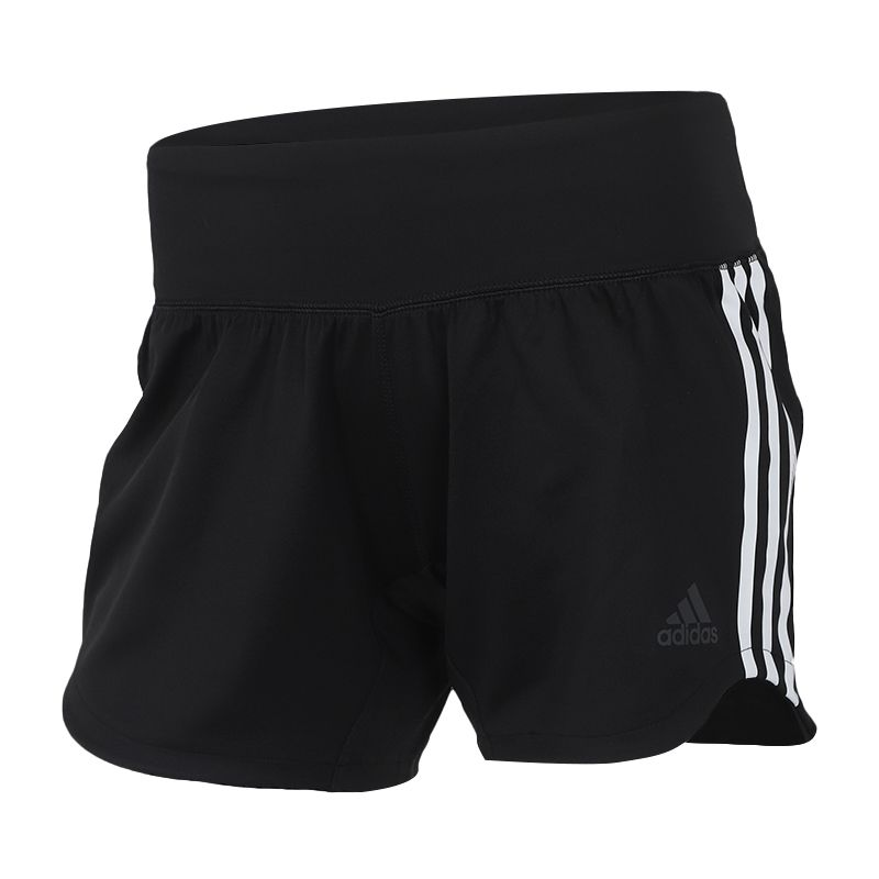 阿迪达斯adidas 女装 休闲透气速干训练运动裤 FJ7201