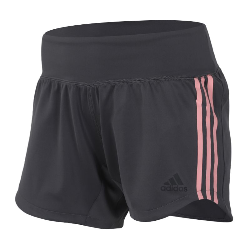 阿迪达斯adidas  女装 运动跑步训练透气五分裤 FL2164