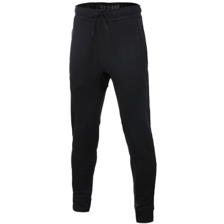 耐克男裤 春季 运动裤舒适休闲篮球跑步长裤860199-010