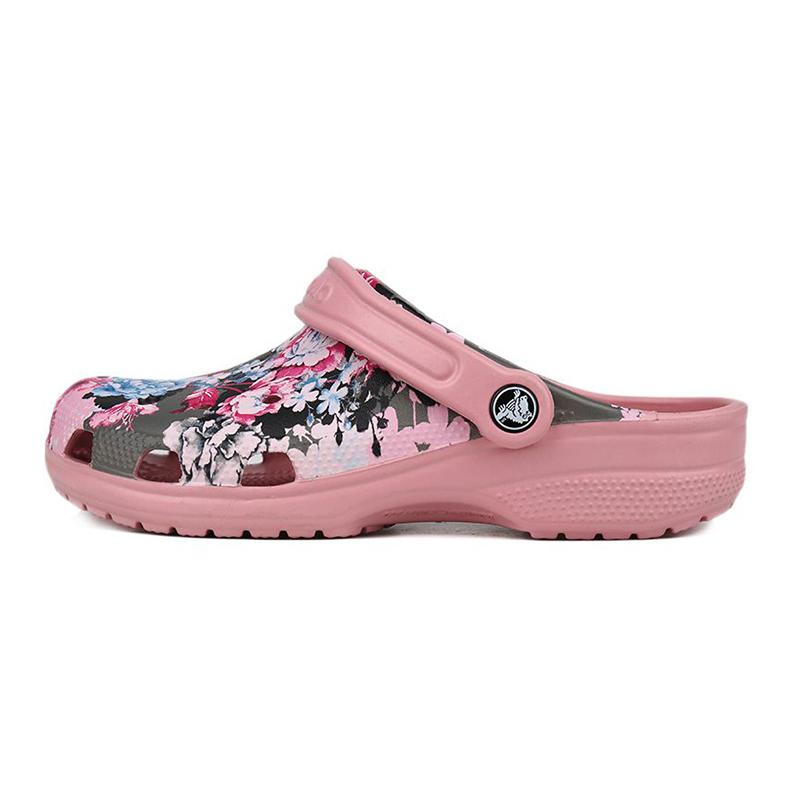 卡骆驰Crocs 男女 露趾运动洞洞沙滩凉鞋 204612-6JY