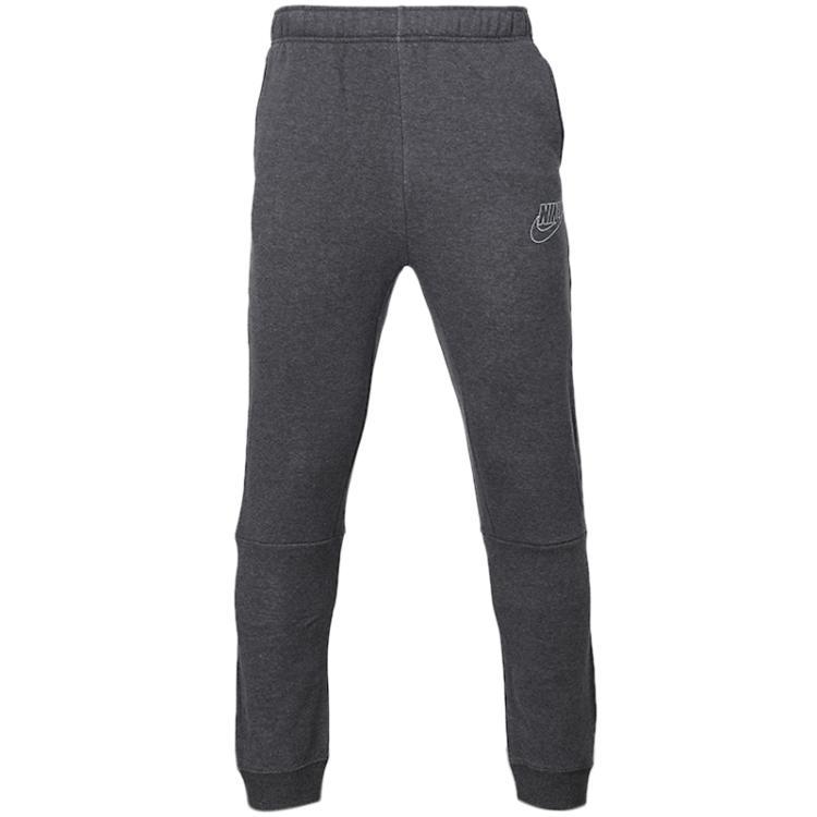 Nike 耐克 男童 运动休闲收腿小脚裤跑步时尚潮流卫裤长裤 939591-033