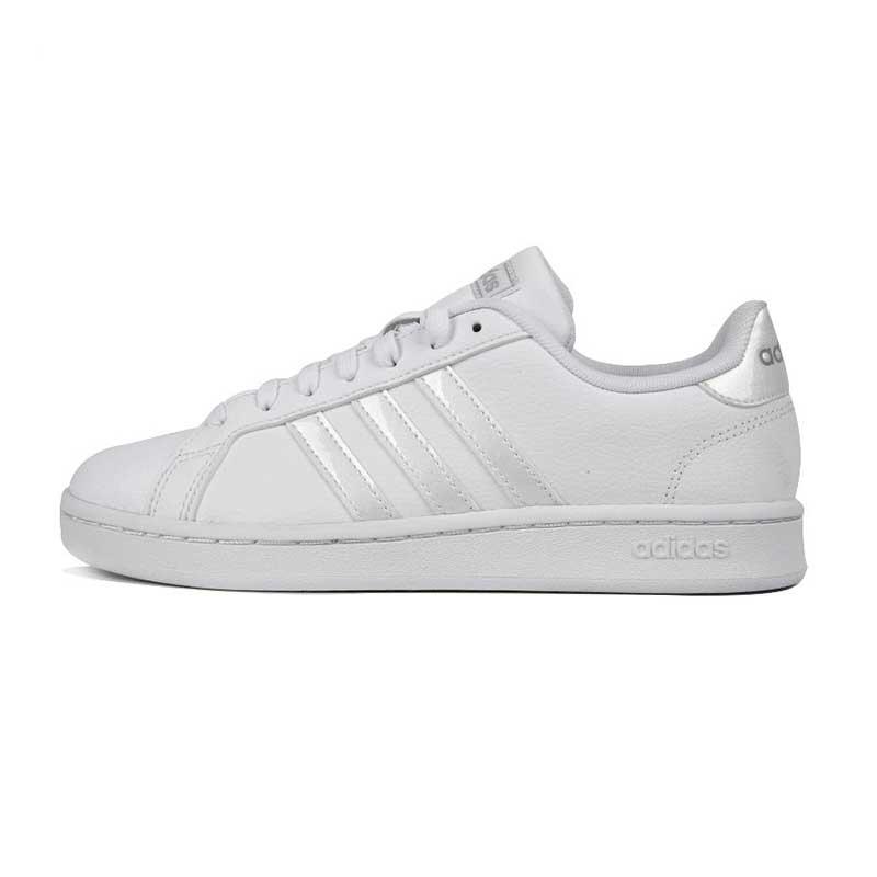 阿迪生活 Adidas NEO GRAND COURT 女子 休闲板鞋  EE8172