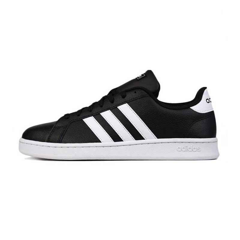 阿迪达斯 Adidas NEO GRAND COURT  男子 休闲板鞋 F36393