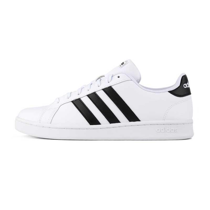 Adidas阿迪达斯neo 男鞋 2020冬季新款舒适透气耐磨低帮休闲鞋板鞋小白鞋学生鞋 F36392
