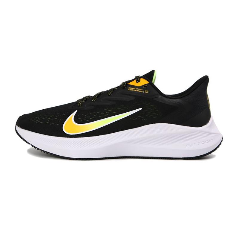 耐克NIKE 男鞋 ZOOM WINFLO 7运动鞋缓震透气鞋子休闲舒适耐磨跑步鞋 CJ0291-007