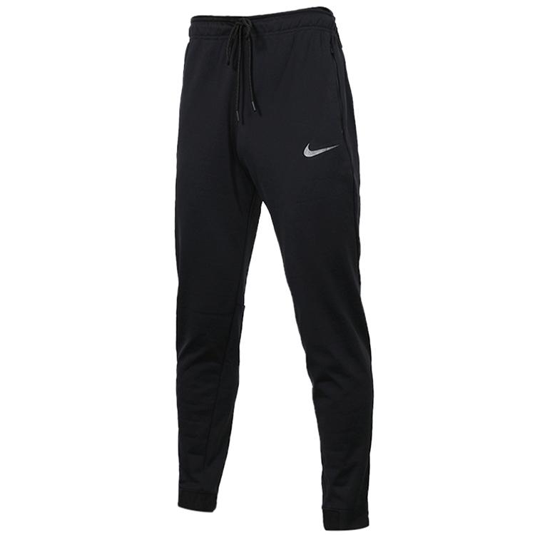 耐克Nike  男裤 运动THERMA SPHR训练运动针织长裤 932272-010