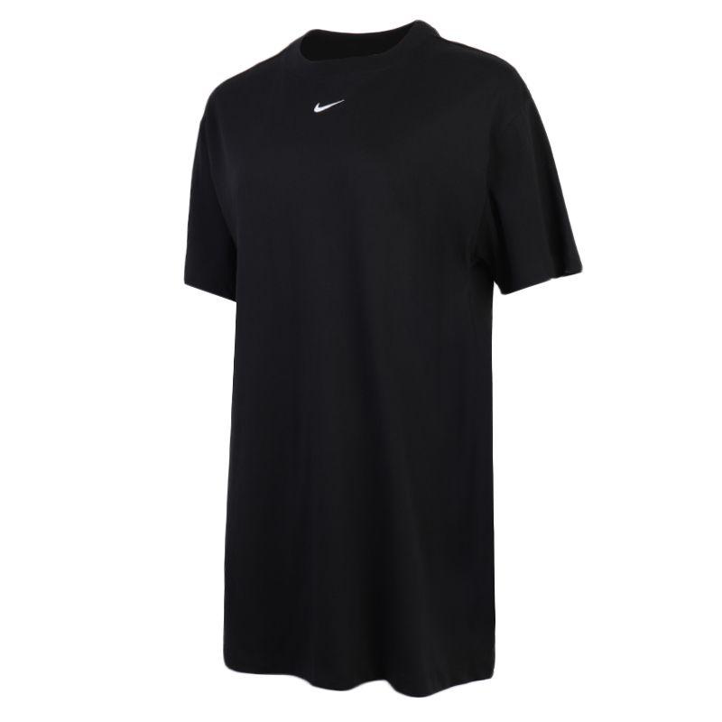 耐克NIKE 女装 运动透气中长款T恤 CJ2243-010