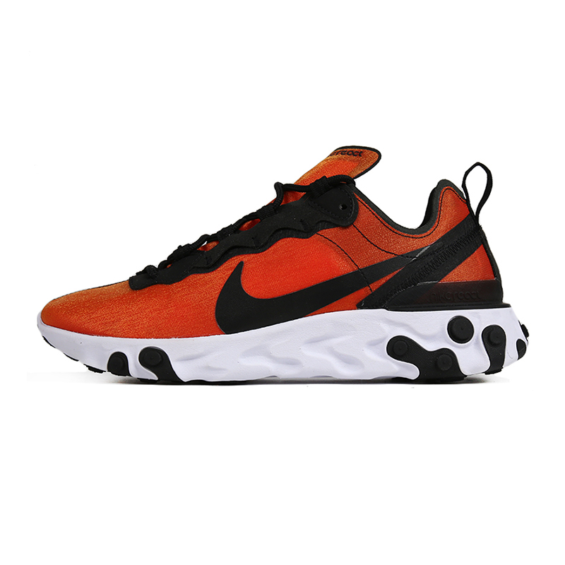 耐克 NIKE REACT ELEMENT 55 PRM SU19 男子  休闲鞋 BQ9241-001
