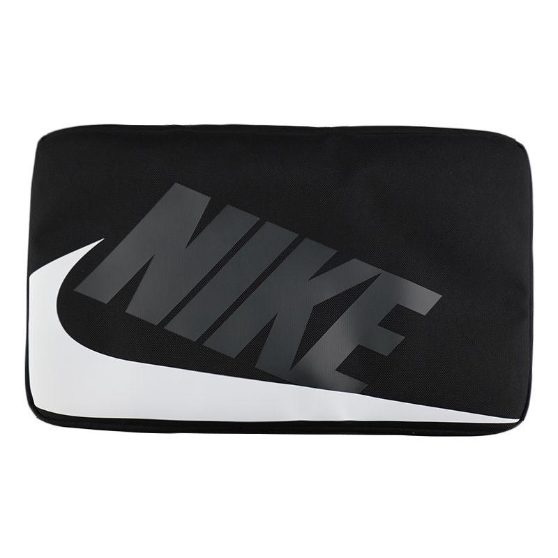 耐克NIKE 女 户外旅行洗漱包鞋盒包收纳包背包 CW9266-010
