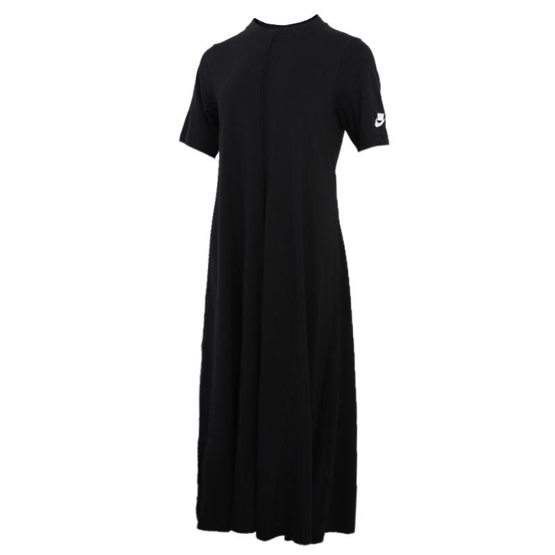 耐克NIKE  女装 长款休闲裙运动裙连衣裙 CZ3550-010