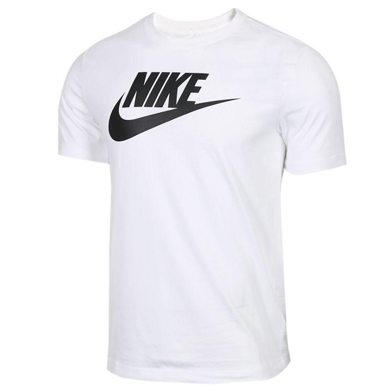 耐克Nike 男装 运动跑步运动训练健身圆领半袖T恤   AR5005-101