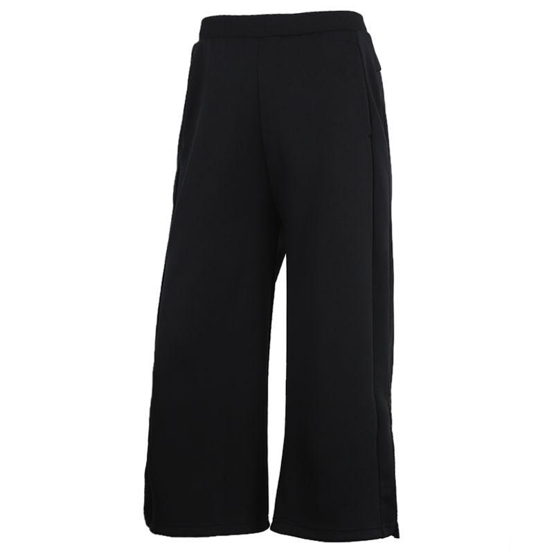New Balance 女装 运动跑步训练健身舒适透气休闲长裤 AWP03309-BK