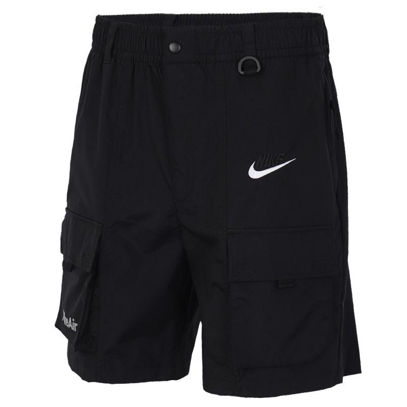 耐克NIKE NSW  AIR+SHORT REPEL 男装 运动休闲工装裤透气五分裤 CU4127-010