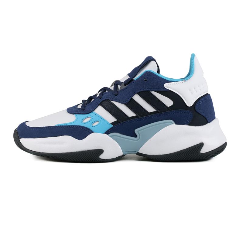 阿迪达斯 adidas STREETSPIRIT 2.0 男鞋 运动鞋跑步健身训练耐磨防滑舒适透气休闲篮球鞋 EH2839