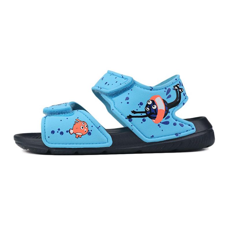 阿迪达斯ADIDAS ALTASWIM C 儿童 凉拖鞋  EG2178