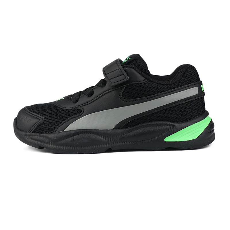 彪马PUMA 90s Runner Mesh AC PS 儿童 休闲鞋  372927-05