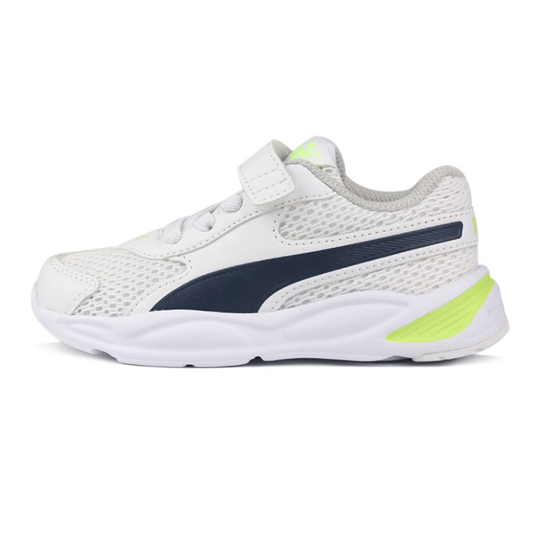 彪马PUMA 90s Runner Mesh AC PS 儿童 休闲鞋 372927-07