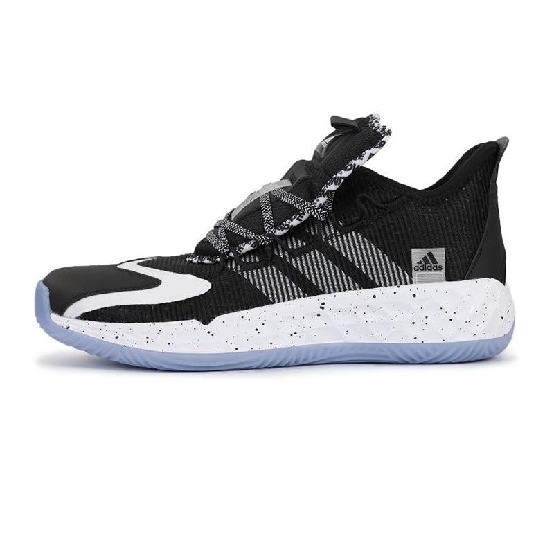 阿迪达斯ADIDAS PRO BOOST GCA Low 男鞋 减震透气实战篮球鞋 FX9238