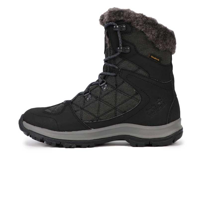 狼爪 Jack wolfskin 女子 户外防水透气抓绒保暖舒适徒步登山鞋 4020532-6364