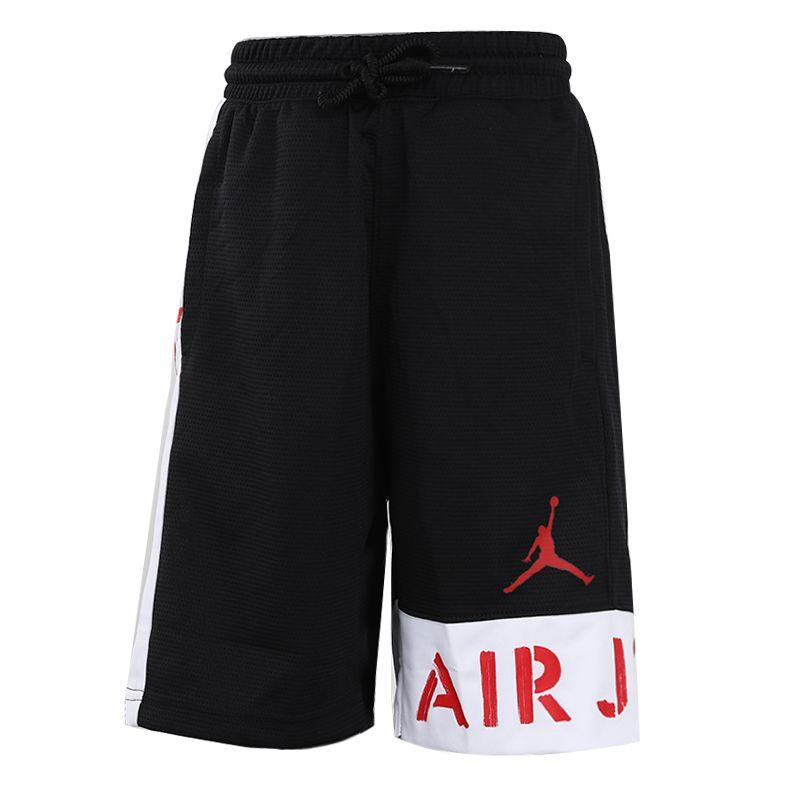 耐克NIKE 儿童 针织短裤 JD2032012GS-002