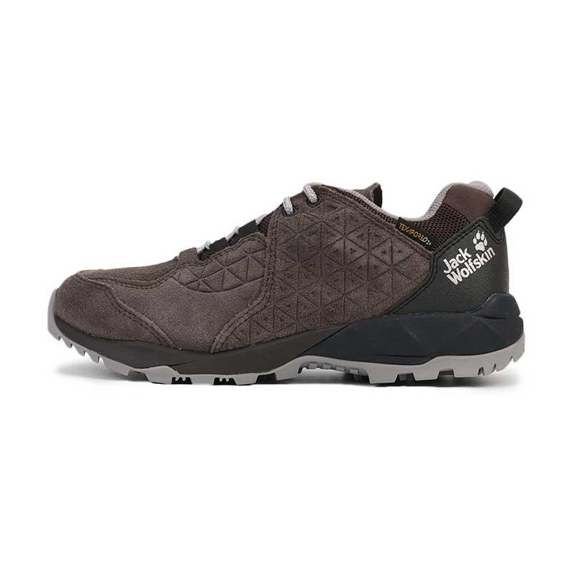 狼爪 Jack wolfskin  女子 户外运动鞋徒步越野耐磨透气慢跑鞋登山鞋 4035521-6056