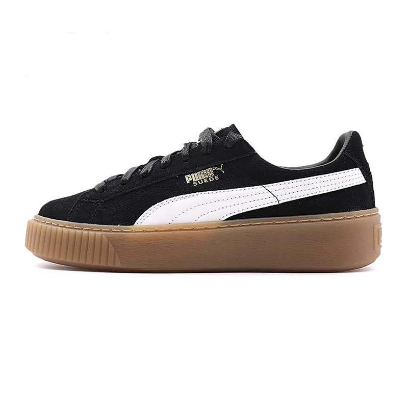 PUMA 彪马 女鞋 运动鞋蕾哈娜同款厚底松糕鞋休闲鞋板鞋363559-02