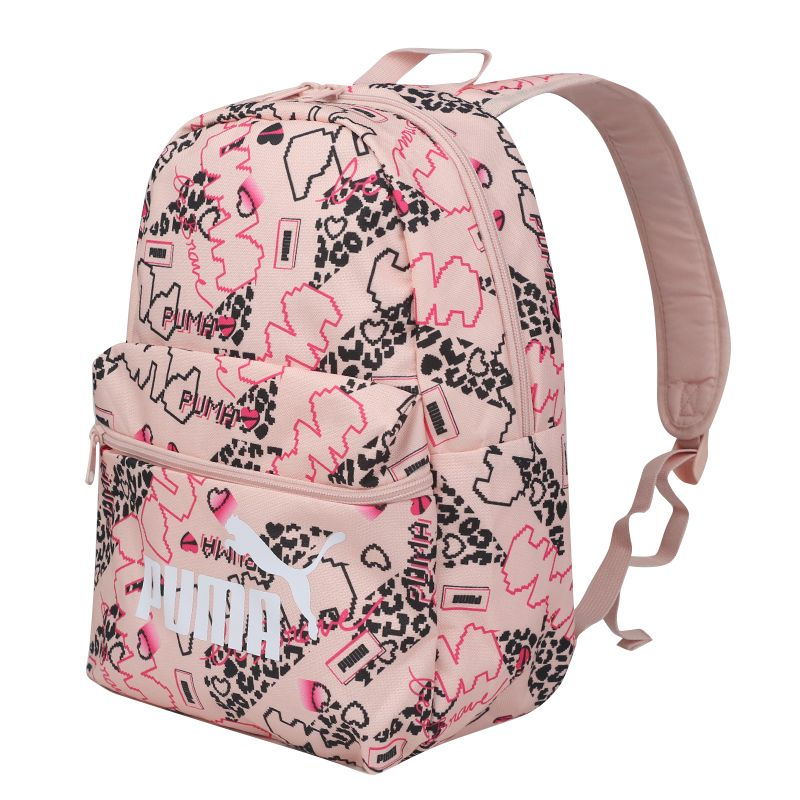 彪马PUMA Phase Small Backpack 儿童 运动旅行学生双肩包 075488-22