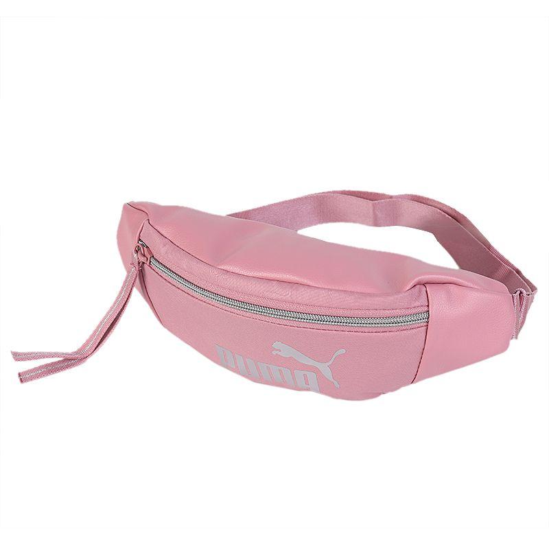 彪马PUMA Core Up Waistbag 女子 运动户外休闲胸包便携时尚斜挎包 077478-02
