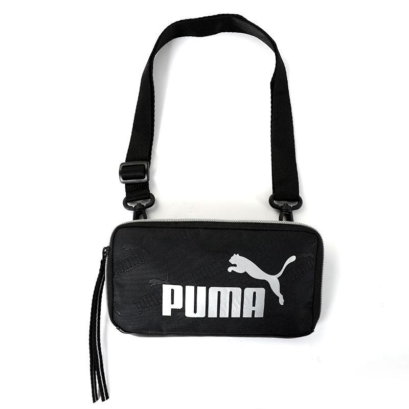 彪马PUMA  Core Up Sling Bag 女子 运动时尚休闲挎包健身腰包胸包跑步单肩包 077480-01