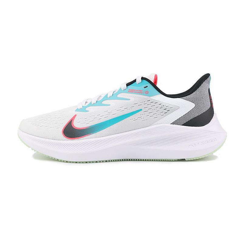 耐克NIKE  男鞋 ZOOM WINFLO7气垫缓震跑步鞋 CJ0291-100