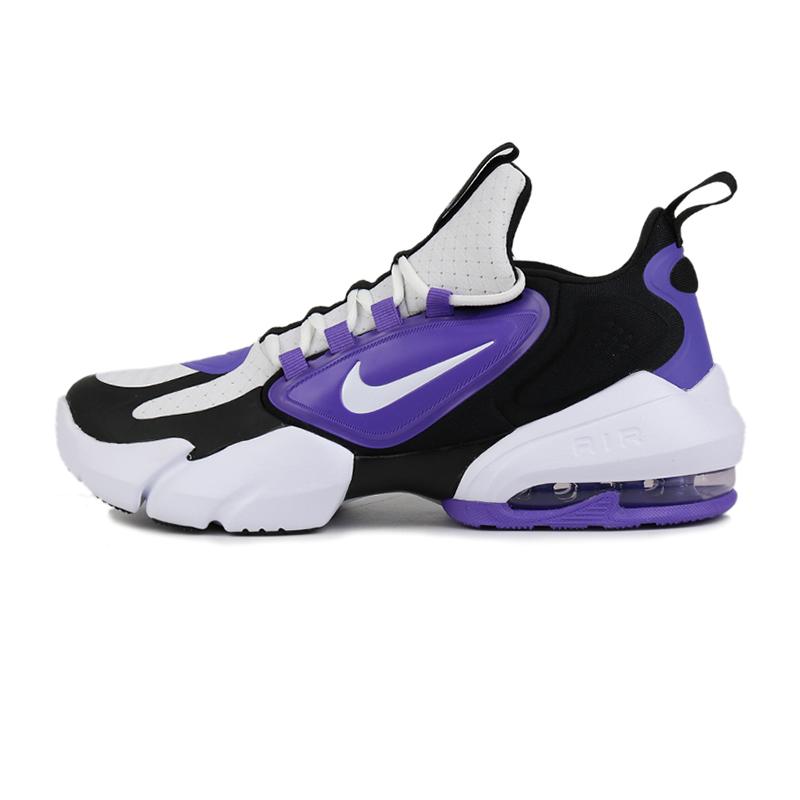 耐克 NIKE 男子 AIR MAX气垫缓震训练鞋子轻质防滑耐磨跑步鞋 AT3378-510