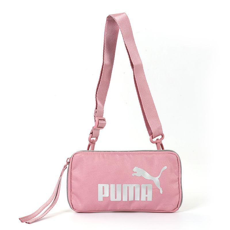 彪马PUMA  Core Up Sling Bag 女子 运动时尚休闲挎包健身腰包胸包跑步单肩包 077480-02