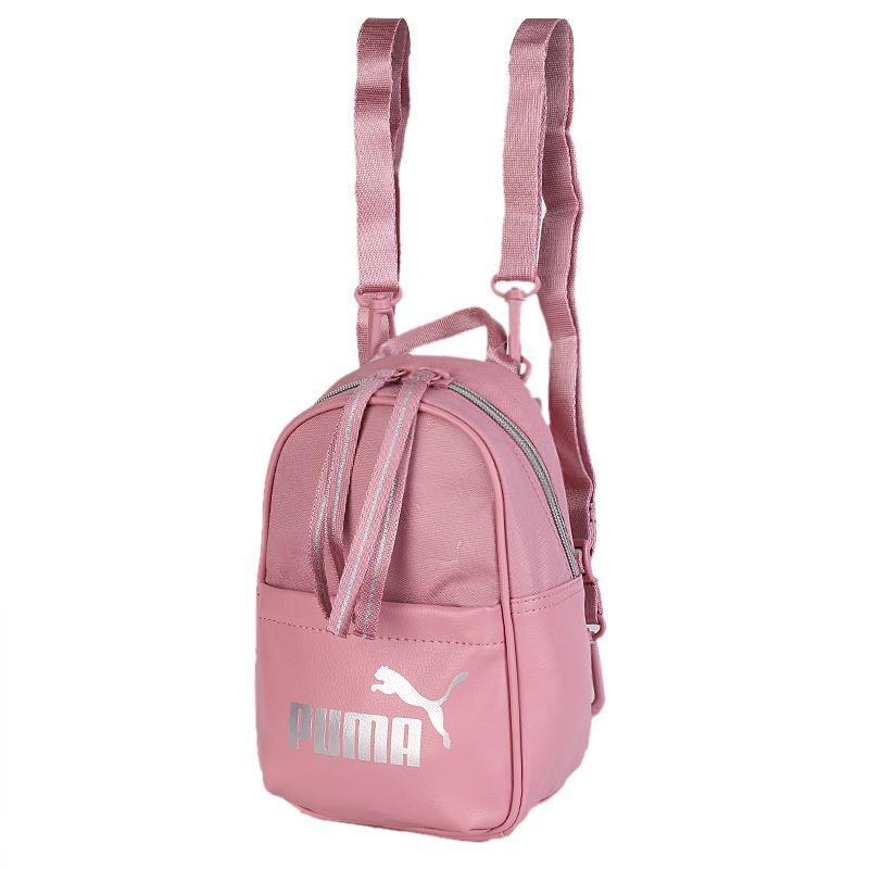 彪马PUMA  Core Up Minime Backpack 女子 运动包迷你包粉色休闲双肩包 077479-02