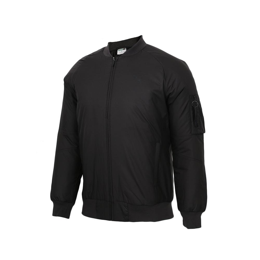 PUMA 彪马 男子 棉袄保暖立领开衫外套运动棉衣棉服外套  577656-01