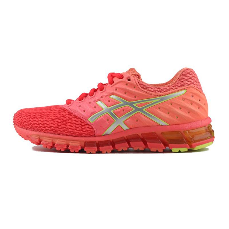 亚瑟士ASICS 女鞋 运动轻便透气舒适缓震耐磨休闲跑步鞋 T6G7N-2093