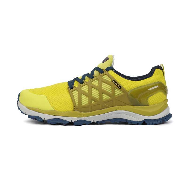狼爪 Jack wolfskin 男子 户外鞋登山鞋舒适缓震耐磨防滑徒步鞋 4035441-4171