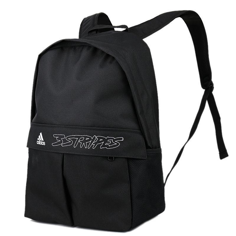 阿迪达斯adidas CLASSIC BP WEB  男女 学生书包旅游双肩背包 FT8757