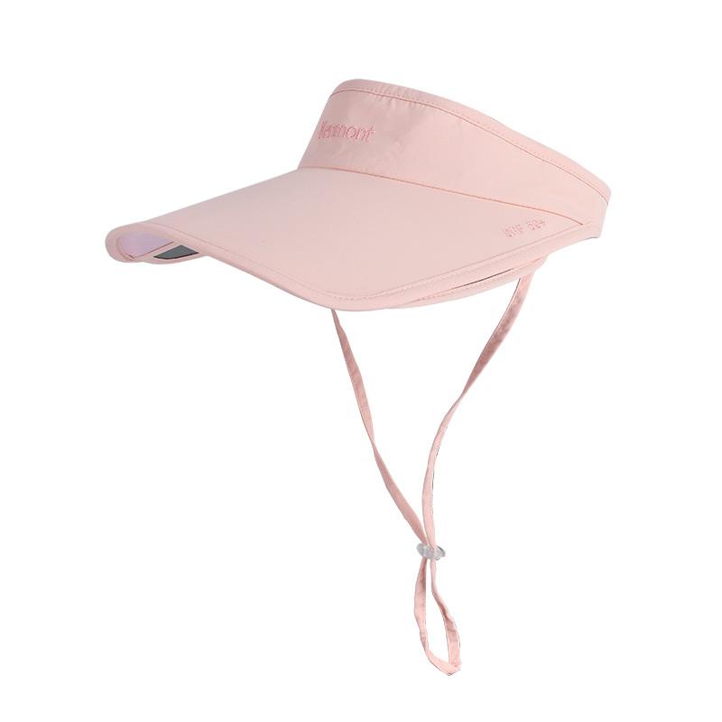 卡蒙KENMONT 女子 太阳帽伸缩帽檐防空顶遮阳帽女子半空顶跑步帽子 KM-3228-66