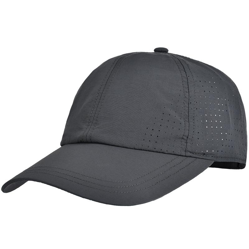 卡蒙Kenmont 男子 户外运动时尚透气遮阳帽鸭舌帽 KM-3672-09