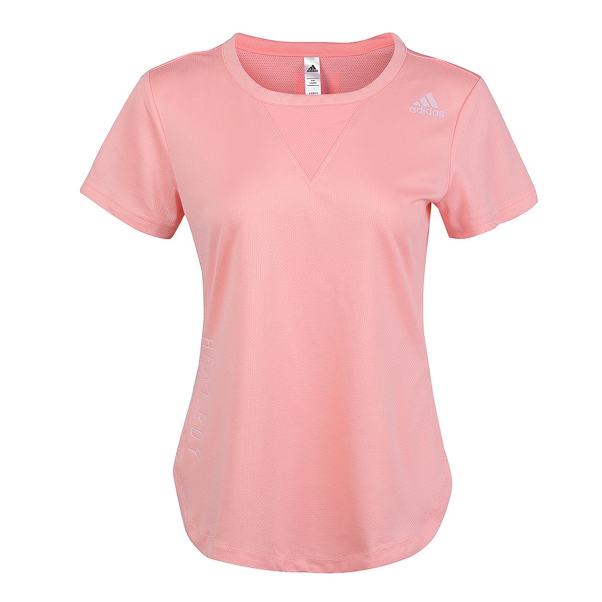 阿迪达斯ADIDAS TRG TEE H.RDY 女装 运动上衣半袖T恤 FK9619