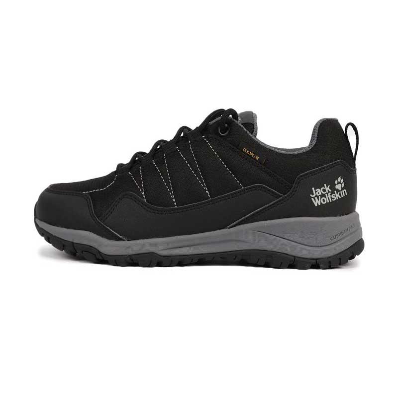 狼爪 Jack wolfskin  女子 户外运动鞋越野缓震抓地耐磨透气徒步鞋 4035661-6069
