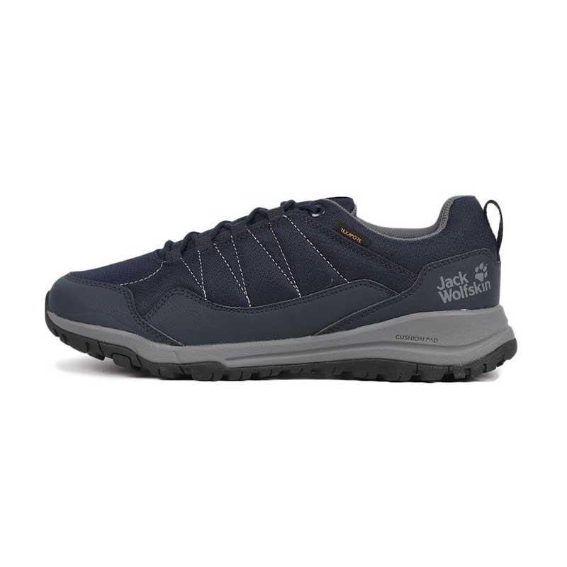 狼爪 Jack wolfskin  男子 户外运动鞋越野跑步徒步鞋 4035641-1168