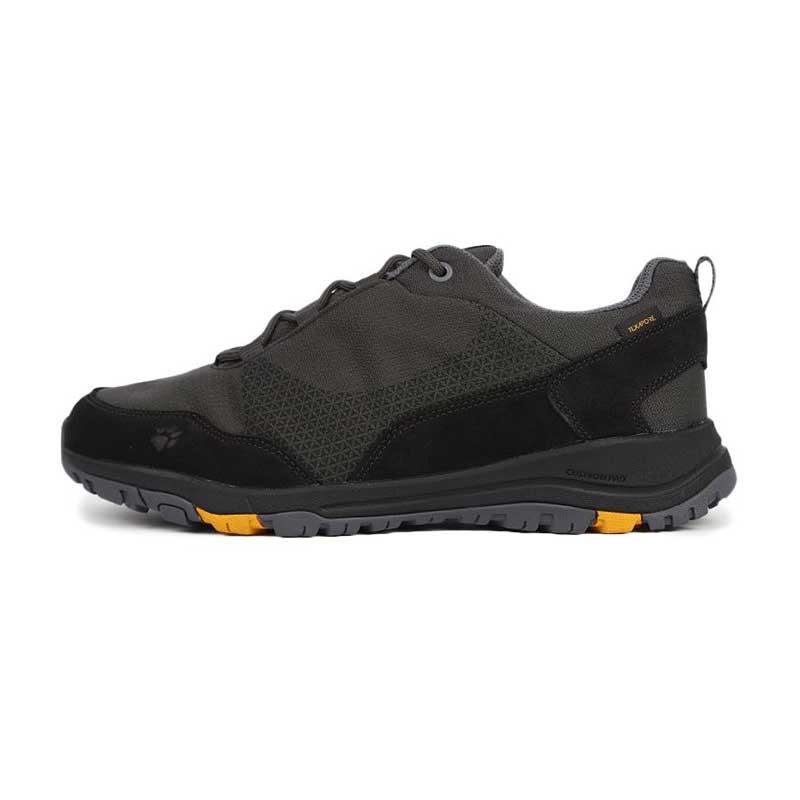 狼爪 Jack wolfskin  男子 户外运动鞋越野耐磨透气慢跑鞋 4035202-6056