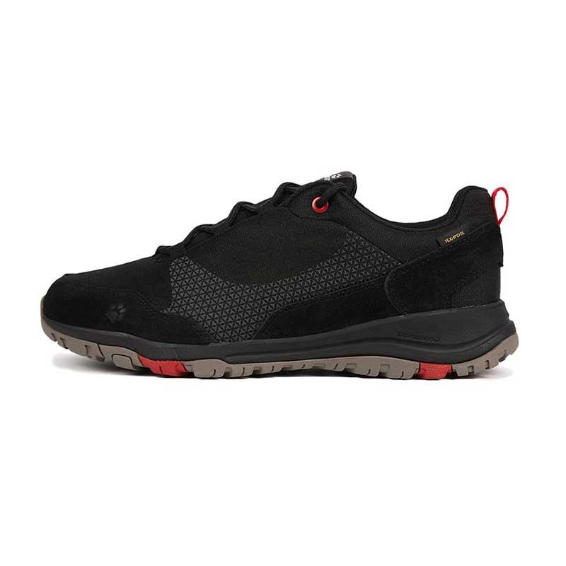 狼爪 Jack wolfskin  男子 户外越野耐磨透气慢跑鞋徒步鞋 4035202-6047