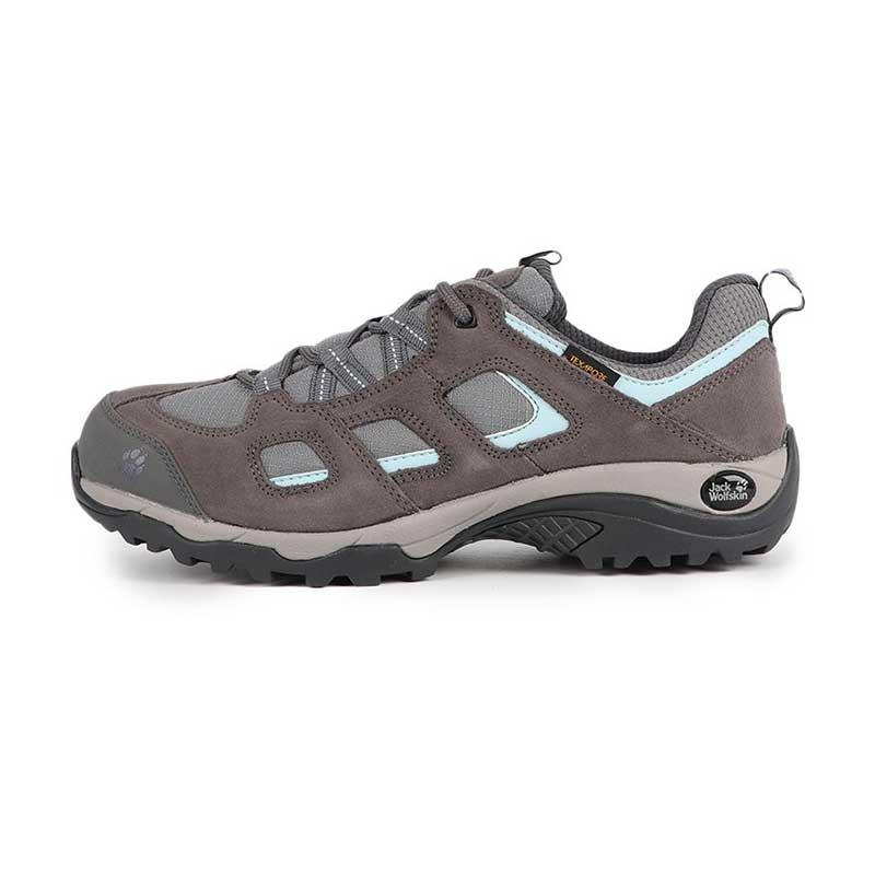 狼爪 Jack wolfskin  女子 户外运动防水登山徒步鞋 4032391-6011