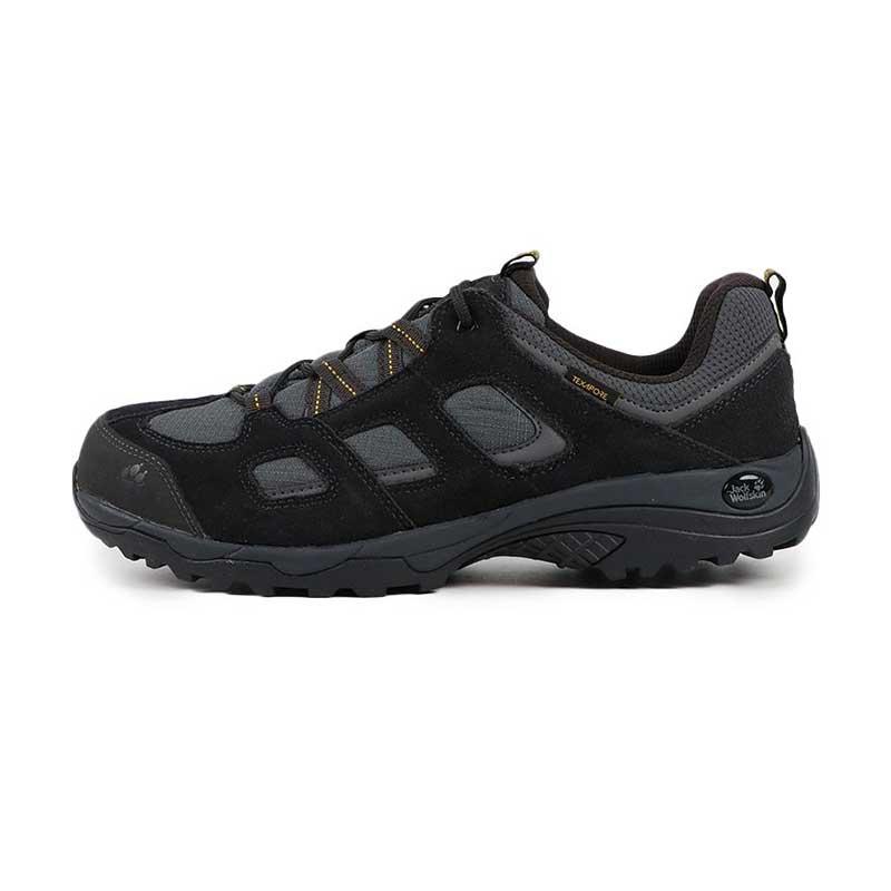 狼爪 Jack wolfskin 男子 户外防水透气耐磨登山徒步鞋 4032361-6350