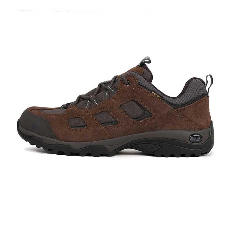 狼爪 Jack wolfskin  男子 户外透气防滑耐磨防水运动越野徒步鞋登山鞋 4032361-5690